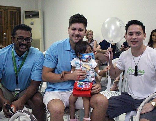 VBP clients visit the patients of Kythe