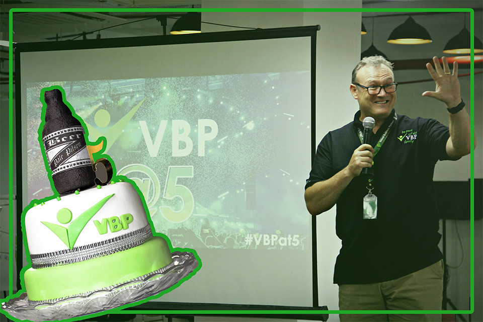 Virtual Business Partners (VBP) is celebrating their 5th Anninversary