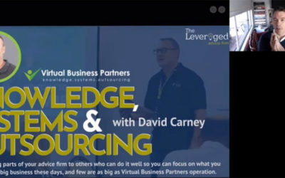 Webinar: Knowledge, Systems & Outsourcing with David Carney
